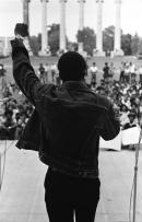 1974 speaker on the University of Missouri campus