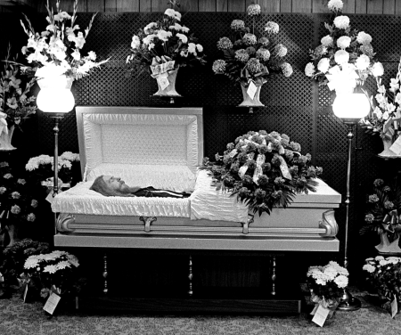 Left Eye Funeral